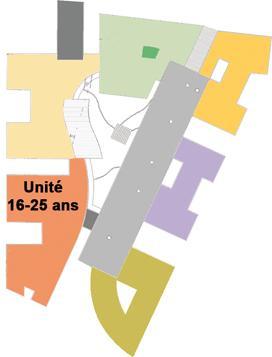 Une unité dédiée aux 16-25 ans à Tourcoing | Établissement Public de Santé Mentale Lille-Métropole